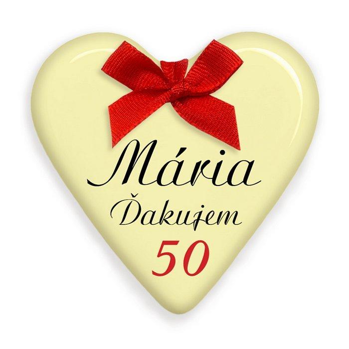 darček k 50 narodeninám pre ženu