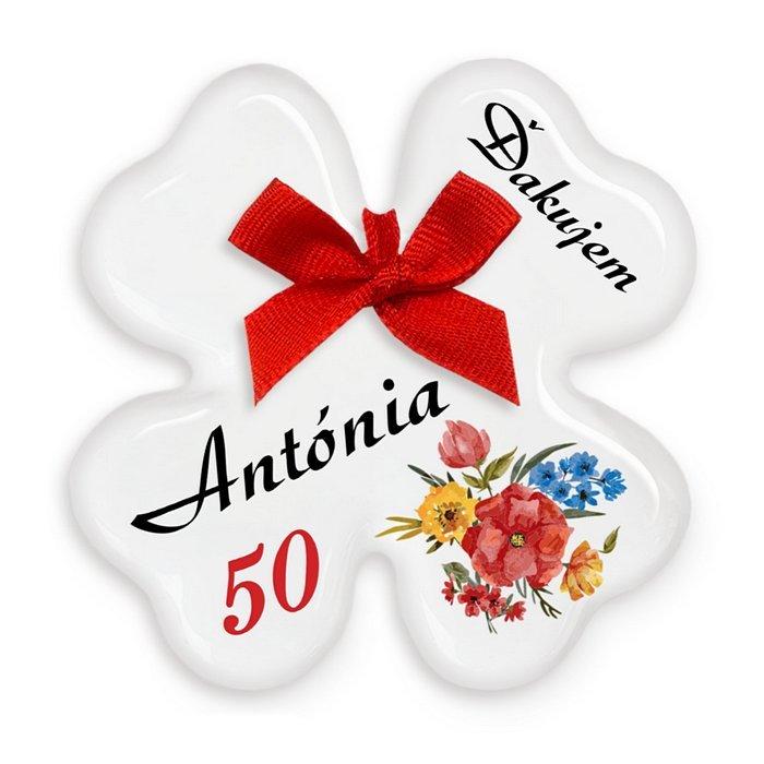 Darčeky na 50 narodeniny pre ženu