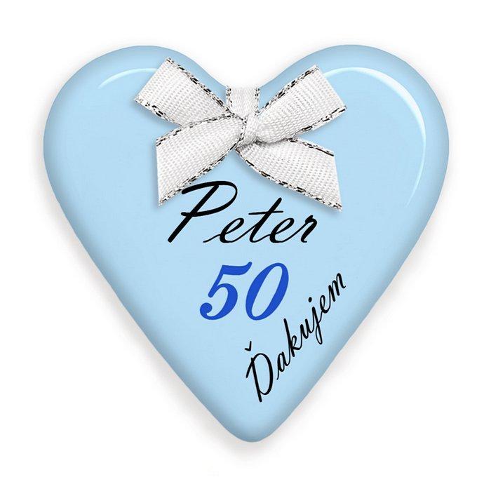 Darčeky k 50 narodeniny