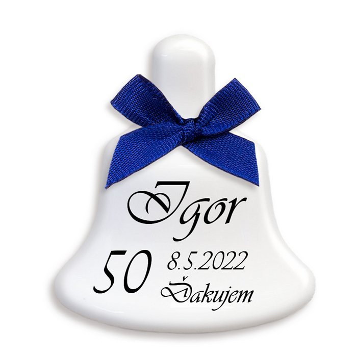 Darčeky na 50 narodeniny