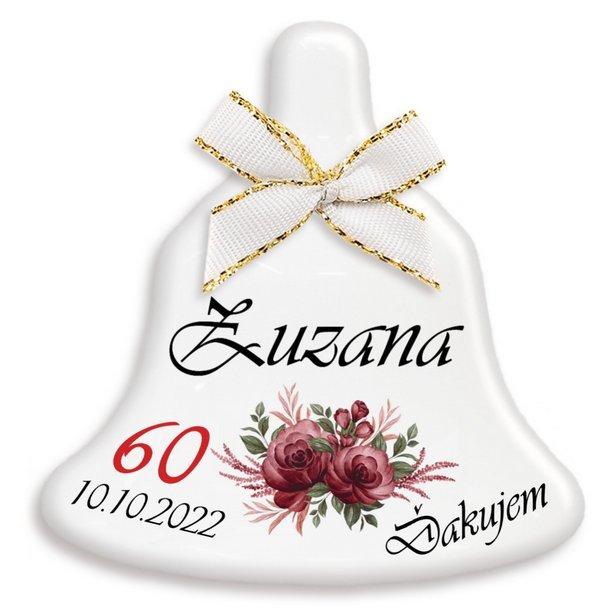 Darčeky na 60 tku pre ženu-2