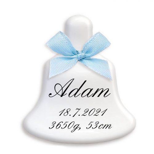 Zvonček mini - Narodenie dieťaťa