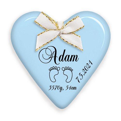 Darček pre novorodenca chlapec 2