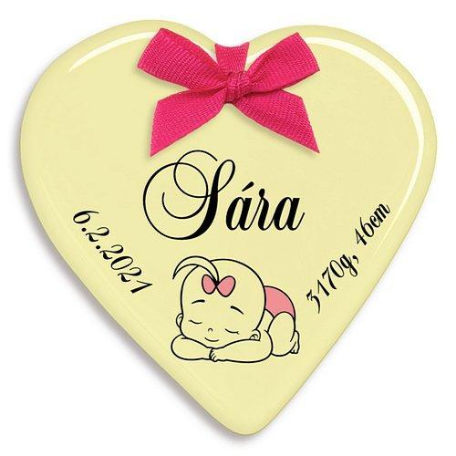 Darček pre novorodenca dievča 2