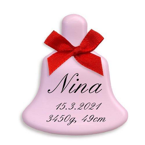 Darček pre novorodenca dievča