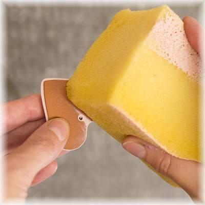 utretie spodnej časti výrobku
