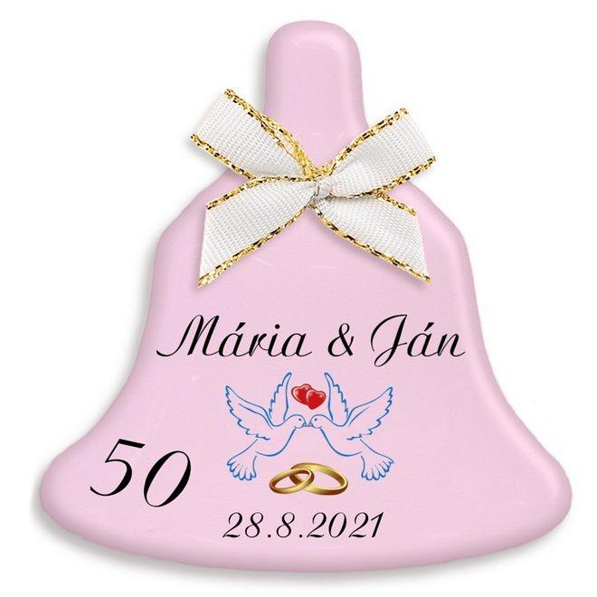 50 výročie svadby darček 2