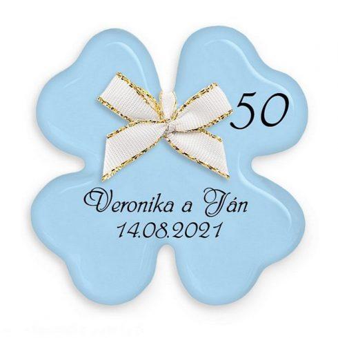 Darčeky na 50 výročie svadby