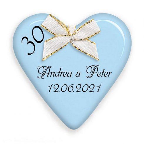 Darčeky na 30 výročie svadby