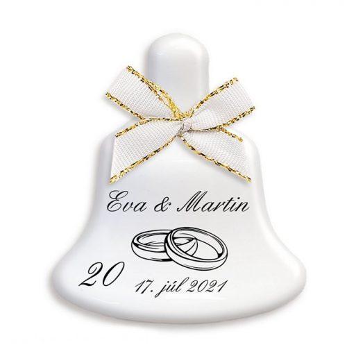 Zvonček malý - Výročie svadby